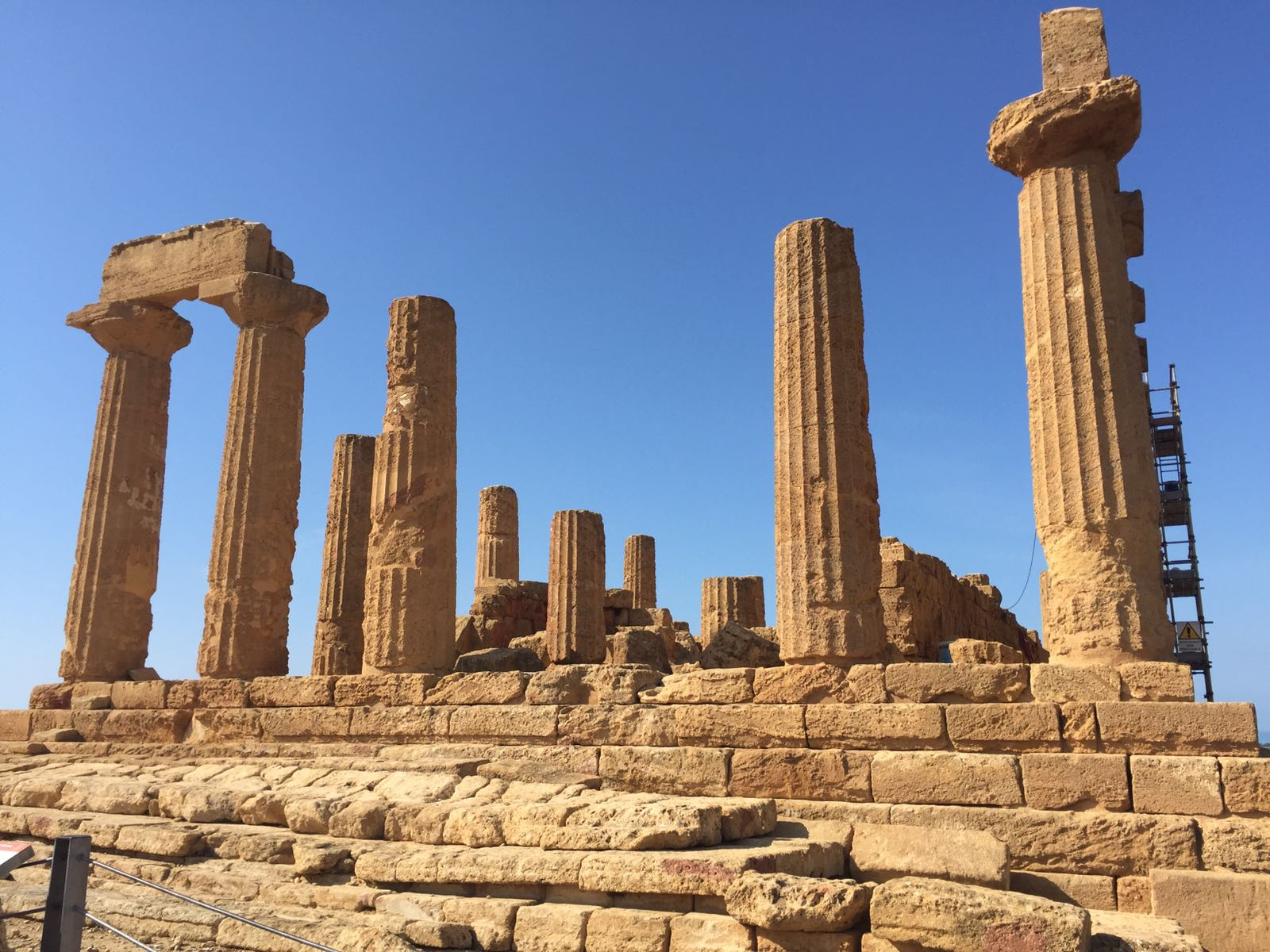Una Domenica al Museo La Valle dei Templi Agrigento — Travel With The Wolf